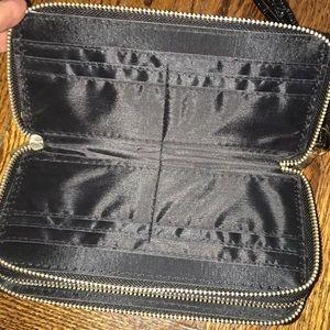 Vessla Bags - Combo Deal Vessla Red Leather Bag & Patent Wallet